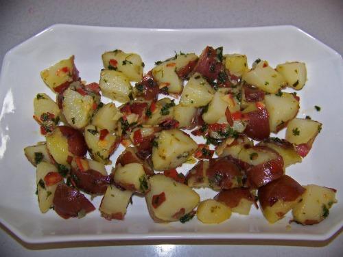 Cook-redpotatos-finished