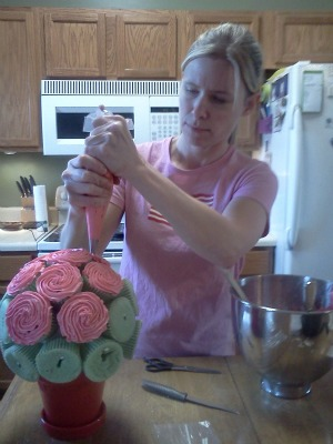 Tidbits-cupcakebouquet