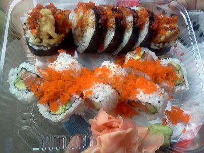 Tidbits-sushi